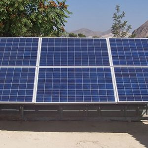 Instalaciones solares #1